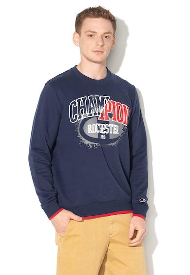 Champion Суитшърт с овално деколте и лого Мъже