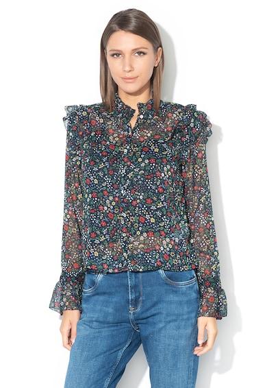 Pepe Jeans London Риза Candy с флорален десен Жени