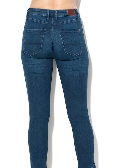 Pepe Jeans London Blugi crop slim fit Dion Femei