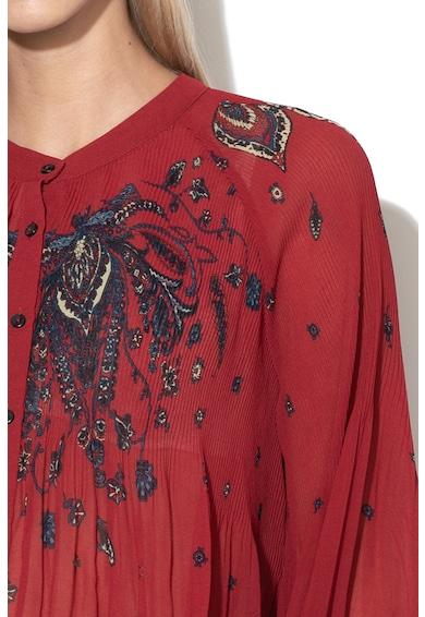 Pepe Jeans London Риза Denisse с флорален десен Жени