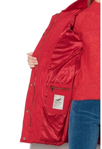 Pepe Jeans London Lynn pihével bélelt télidzseki női
