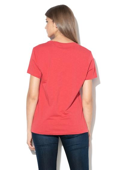 Pepe Jeans London Tricou cu imprimeu logo Michelle Femei