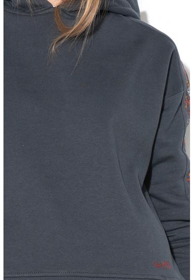 Pepe Jeans London Hanorac cu detalii brodate Nazarie Femei