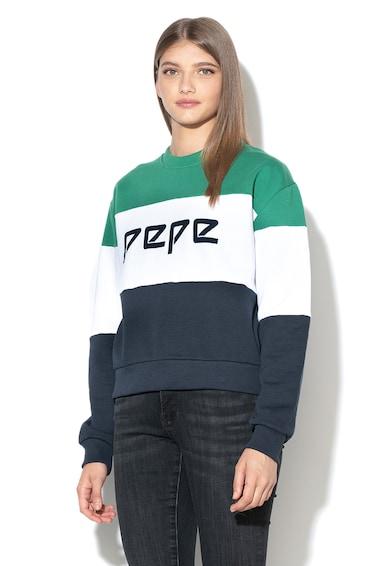 Pepe Jeans London Суитшърт Nastia с лого Жени