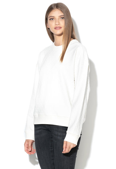 Pepe Jeans London Bluza sport cu aspect texturat Nehuda Femei