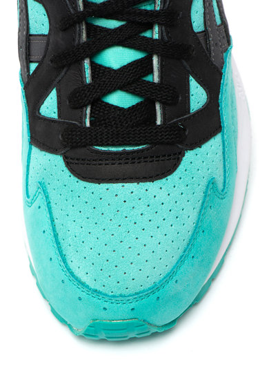 Asics Unisex Gel Lyte V nyersbőr és nubuk bőr sneaker női
