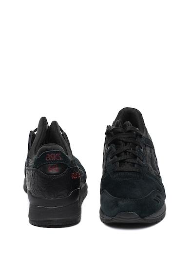 Asics Унисекс спортни обувки Gel Lyte III с елементи от велур и кожа Жени