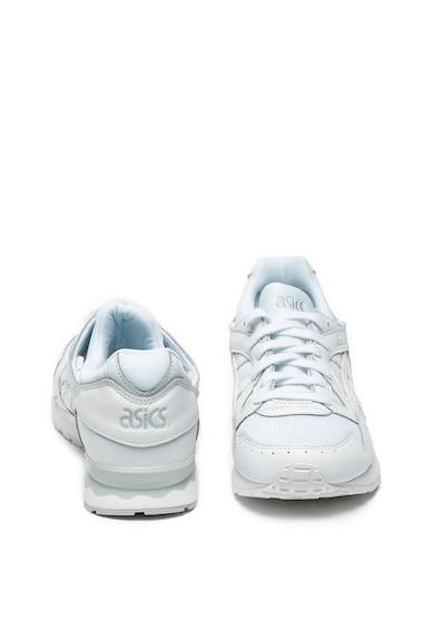 Asics Pantofi sport de piele cu insertii de plasa Gel-Lyte V Barbati