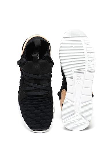 Asics Pantofi sport unisex slip-on cu aspect tricotat Gel-Lyte V Sanze Femei