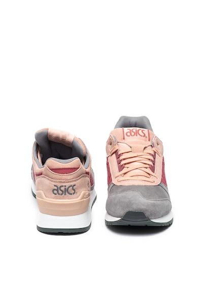 Asics Pantofi sport unisex de piele intoarsa, cu branturi detasabile Gel-Respector Femei