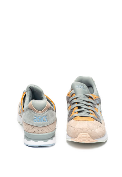 Asics Pantofi sport slip-on de piele intoarsa Gel-Lyte V Barbati