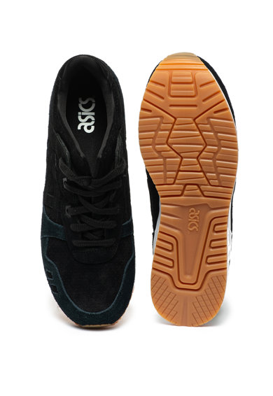 ASICS Tiger Pantofi sport de piele intoarsa Gel-Lyte III Barbati