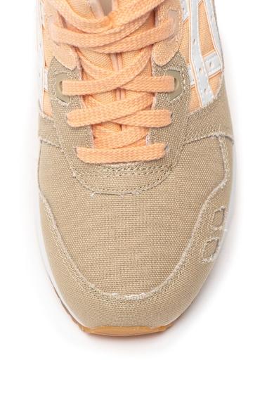 Asics Pantofi sport uniex din material textil Gel-Lyte III Femei