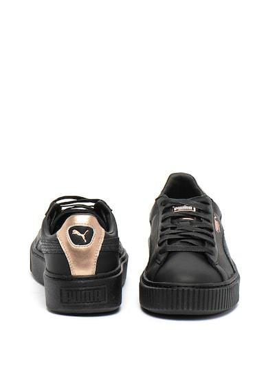 Puma Basket Euphoria flatform bőr sneaker női