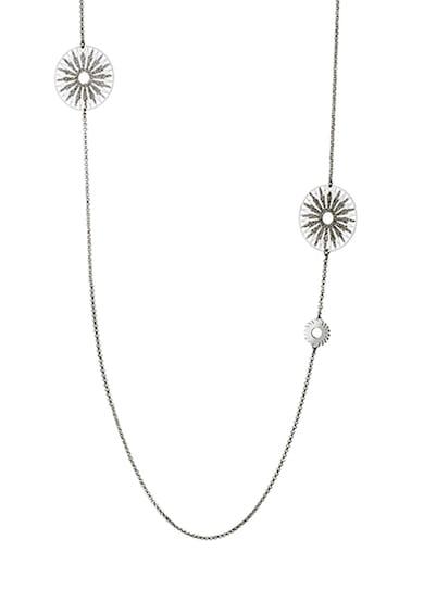 Loisir by Oxette Nyaklánc kerek medálokkal női