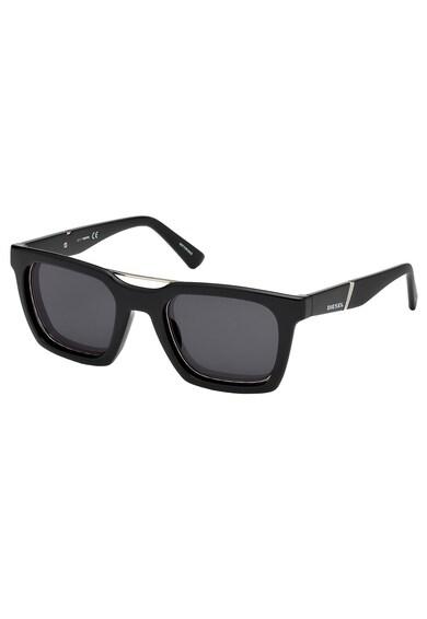 Diesel Műanyag keretes szögletes napszemüveg férfi