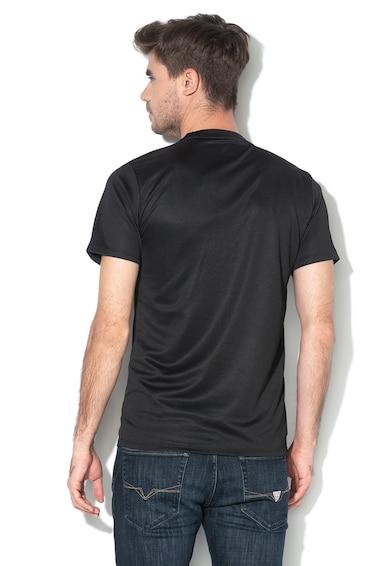 GUESS JEANS Szűk fazonú logómintás póló 09 férfi