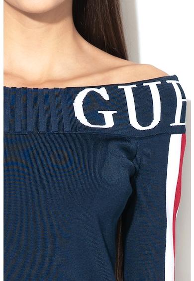 GUESS JEANS Rochie bodycon tricotata fin Femei