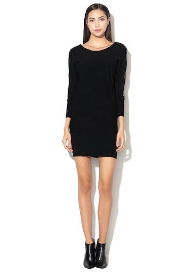 GUESS JEANS Rochie tip pulover cu fermoare decorative Femei