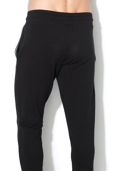 GUESS JEANS Pantaloni sport cu buzunare oblice Barbati
