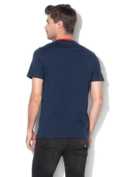 GUESS JEANS Tricou slim fit cu imprimeu logo 18 Barbati