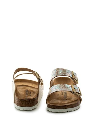 Birkenstock Papuci cu aspect irizat Arizona Femei
