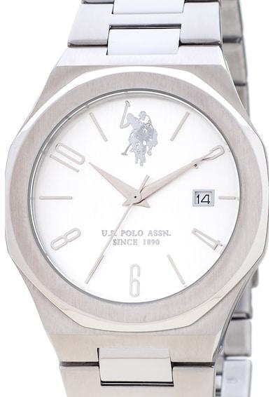U.S. Polo Assn. Часовник от неръждаема стомана Мъже