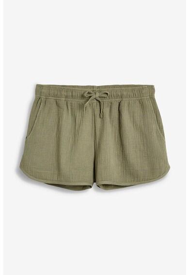 NEXT Pantaloni scurti de casa, cu model texturat Femei