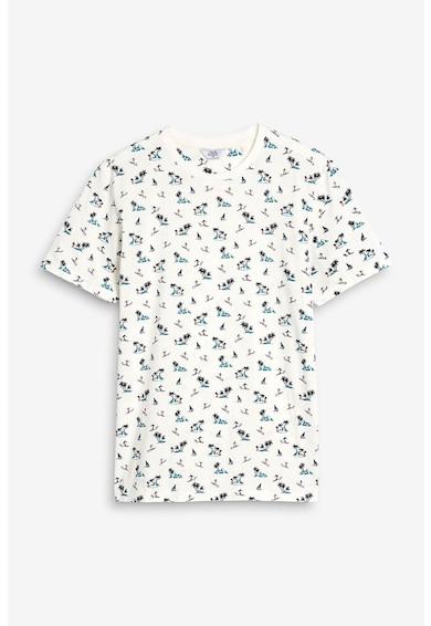 NEXT Tricou cu imprimeu grafic Barbati