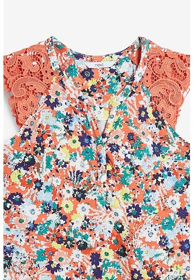 NEXT Блуза с модал и флорален десен Жени