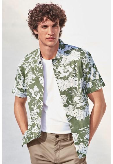 NEXT Camasa cu imprimeu tropical Barbati