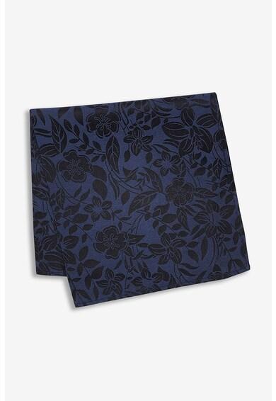 NEXT Set de batista decorativa si cravata cu imprimeu floral Barbati