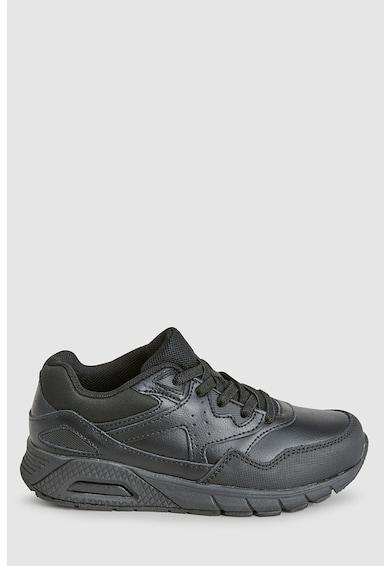 NEXT Pantofi sport de piele cu varf rotunjit Baieti
