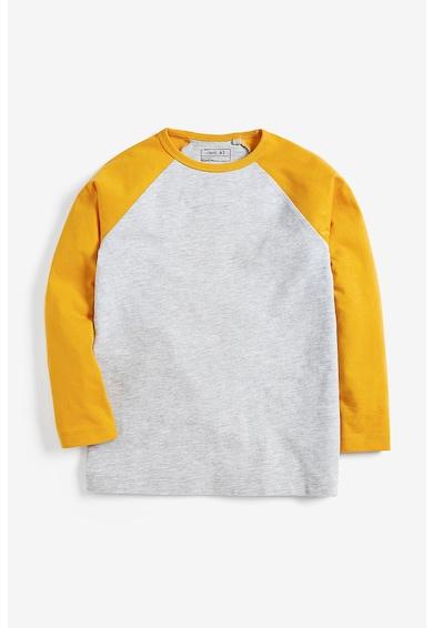 NEXT Set de bluze cu maneci raglan - 4 piese Baieti
