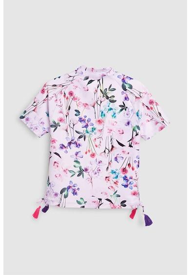 NEXT Costum de baie intreg cu imprimeu floral si protectie UV 50+ Fete