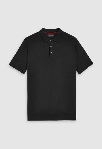 NEXT Tricou polo din pique Barbati