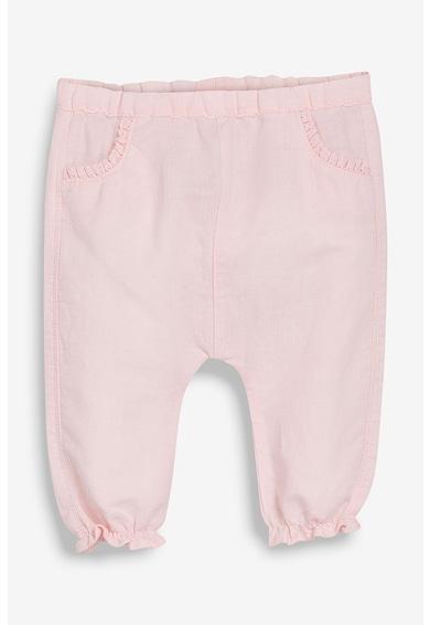 NEXT Панталон с лен Момичета