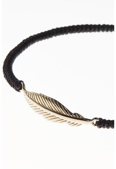 NEXT 18 karátos arany bevonatú 925 sterling ezüst karkötő női