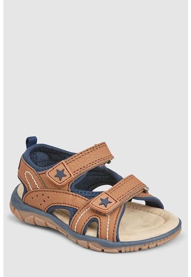 NEXT Sandale de piele ecologica Baieti