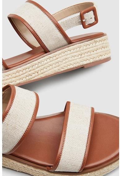 NEXT Текстилни сандали с еко кожа Жени