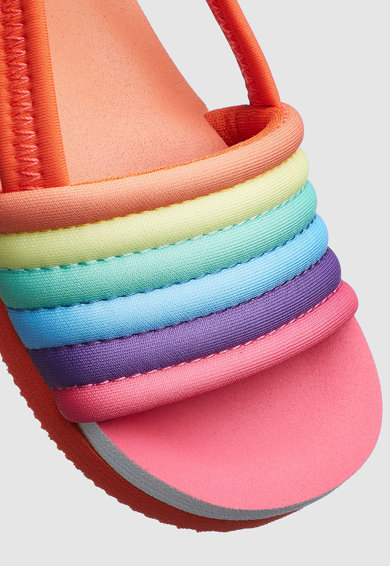 NEXT Sandale slingback cu model curcubeu Fete