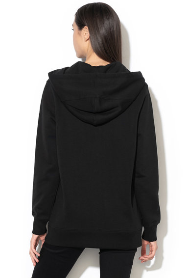 G-Star Raw Hodson logómintés organikus pamut kapucnis pulóver női