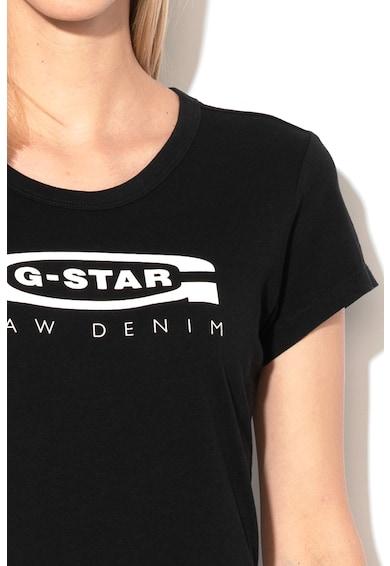 G-Star Raw Camasa slim fit din bumbac organic Femei