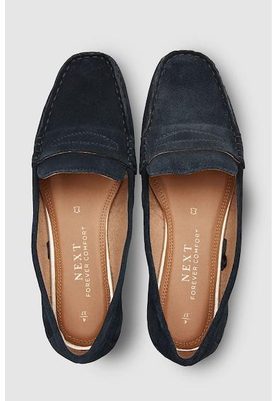 NEXT Pantofi loafer de piele intoarsa Femei