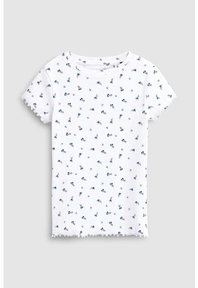NEXT Тениска с флорална щампа Момичета