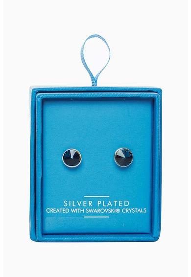 NEXT Посребрени обеци с кристали Swarovski® Жени