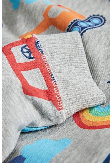 NEXT Bluza sport cu imprimeu grafic Baieti