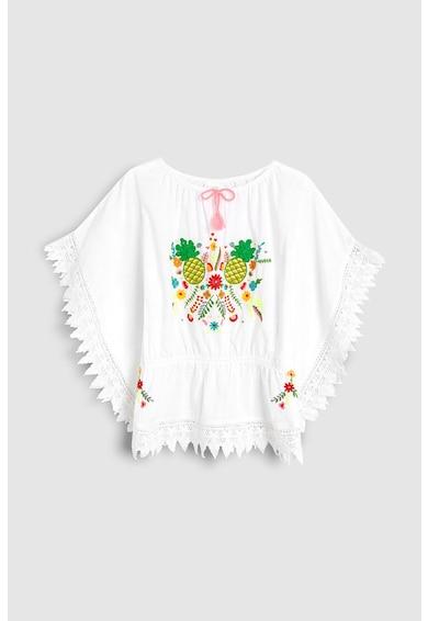NEXT Бродиран кафтан с плетена дантела Момичета