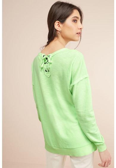 NEXT Bluza sport cu maneci cazute Femei