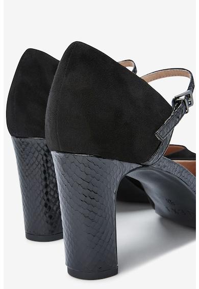 NEXT Обувки Mary Jane от еко велур Жени